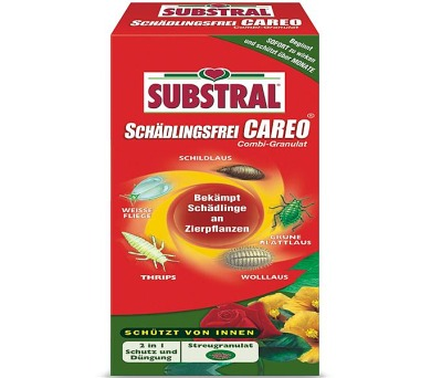 Hnojivo Substral CAREO granulát 50g