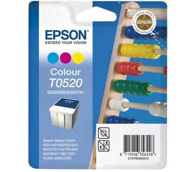 Epson T0520 + DOPRAVA ZDARMA