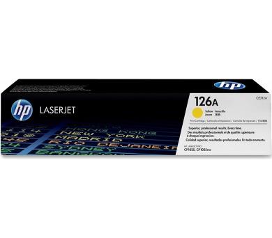 Toner HP CE312A