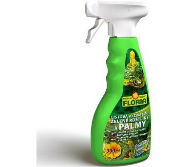 Agro FLORIA pro zelené rostliny a palmy 300 ml