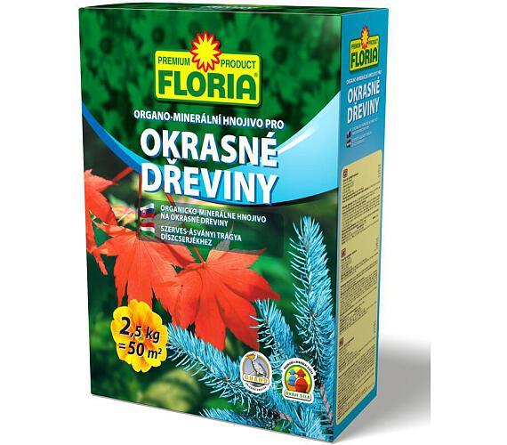 Agro FLORIA pro okrasné dřeviny 2,5 kg