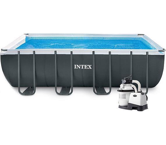 Bazén Florida Premium 2,74x5,49x1,32 m komplet + PF Sand 4 + DOPRAVA ZDARMA