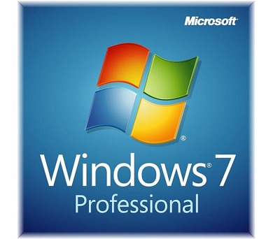 Microsoft Windows 7 Professional CZ SP1- legalizace (GGK)
