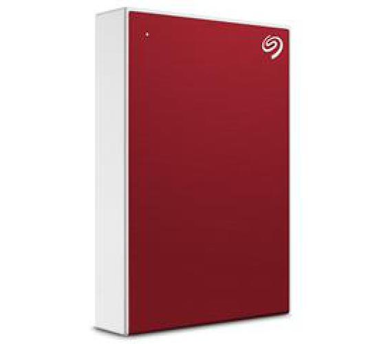 Seagate ® Backup Plus Portable 4TB / RED (STHP4000403)