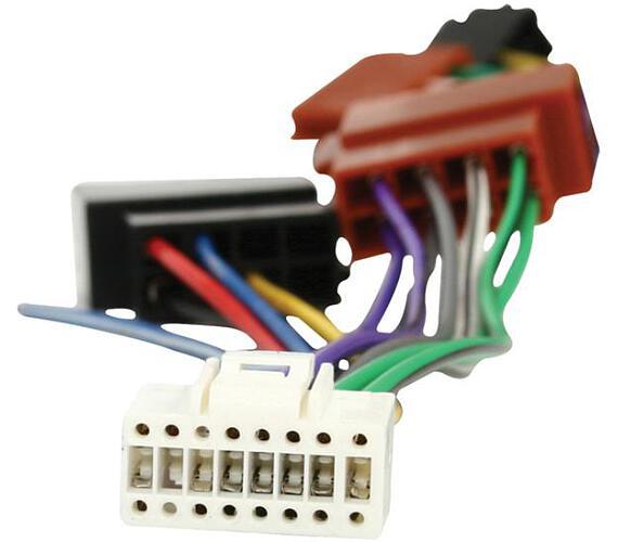ISO kabel ALPINE 16pin HQ