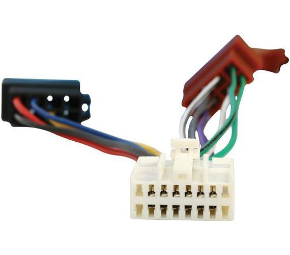 ISO kabel PANASONIC 16pin HQ