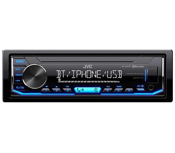 JVC S BT/USB/MP3 KD-X351BT