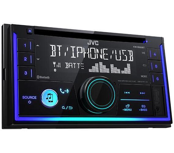JVC 2DIN s CD/MP3/BT KW R930BT