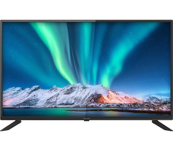 Sencor SLE 3226TCS H.265 (HEVC) + DVB-T2 OVĚŘENO + DOPRAVA ZDARMA