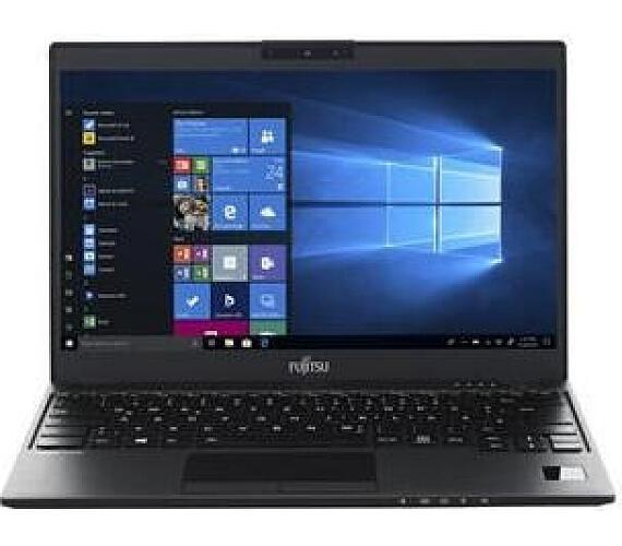 """Fujitsu LIFEBOOK U939 RED i7-8665U/8GB/512GB SSD/13,3"""" FHD/TPM/FP/SC/Win10Pro (VFY:U9390M172SCZ) + DOPRAVA ZDARMA"""