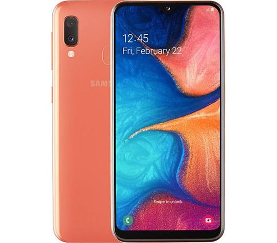 Samsung SM-A202 Galaxy A20e DUAL gsm tel. Orange 32GB