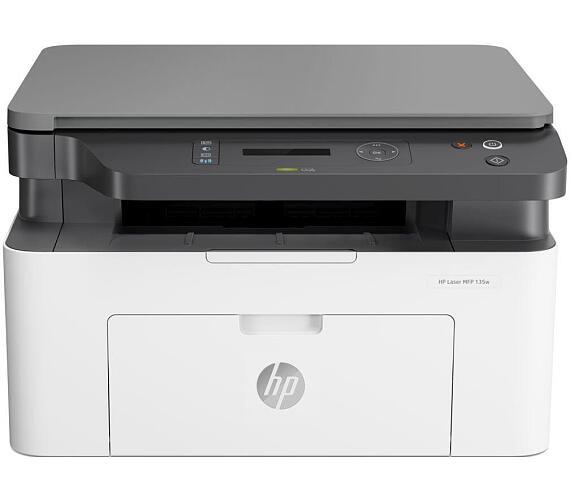 HP Laser 135w (4ZB83A) + DOPRAVA ZDARMA