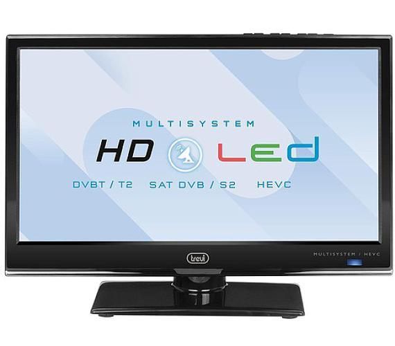 Trevi LTV 1601SAT/BK LED TV Multisystém,DVB-T2 + DOPRAVA ZDARMA