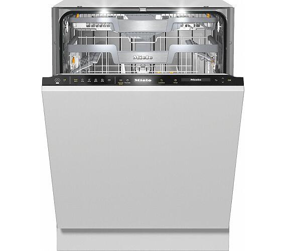 Miele G 7595 SCVi XXL AutoDos + Český ovládací panel! + Voucher na půl roku mytí ZDARMA s Miele PowerDisk All in 1 + DOPRAVA ZDARMA