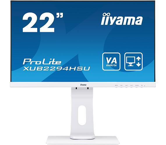 IIYAMA XUB2294HSU-W1: VA
