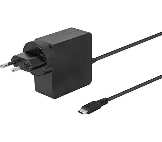 Nabíjecí adaptér USB Type-C 45W Power Delivery (ADAC-FC-45PD)