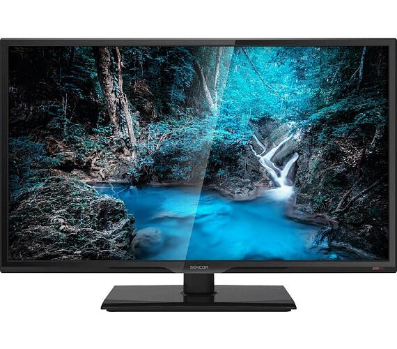 Sencor SLE 2469TCS H.265 (HEVC) + DVB-T2 OVĚŘENO + DOPRAVA ZDARMA