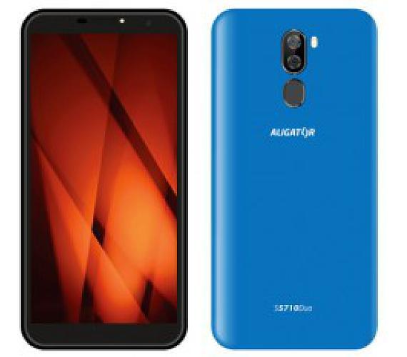 ALIGATOR S5710 Duo 16GB modrý (AS5710BE)