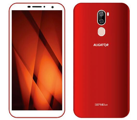 ALIGATOR S5710 Duo 16GB červený (AS5710RD)