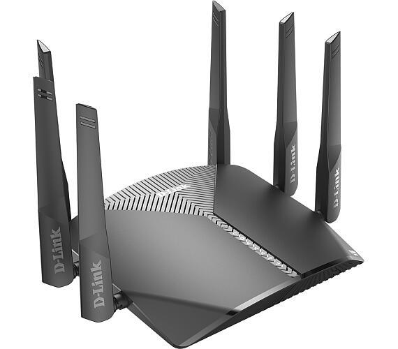 D-Link DIR-3060 EXO AC3000 Smart Mesh Wi-Fi Router + DOPRAVA ZDARMA