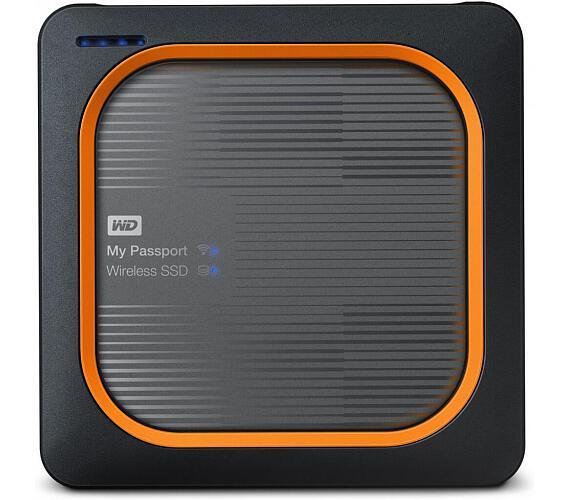 WD My Passport Wireless SSD 1TB Ext. USB3.0 + DOPRAVA ZDARMA