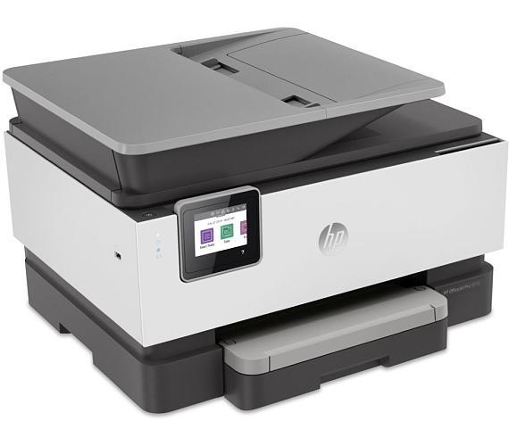 HP OfficeJet Pro 9010/ color/ A4/ 22/18ppm/ AirPrint/ HP Smart/ USB/ LAN/ WiFi/ Duplex/ ADF/ Fax (3UK83B#A80) + DOPRAVA ZDARMA