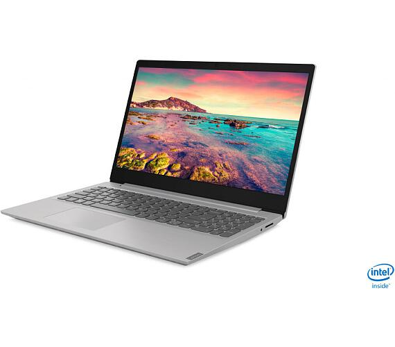 "Lenovo IdeaPad S145-15IWL Pentium Gold 5405U 2,30GHz/4GB/SSD 128GB/15,6"" FHD/AG/WIN10 S-mode šedá 81MV008ECK"