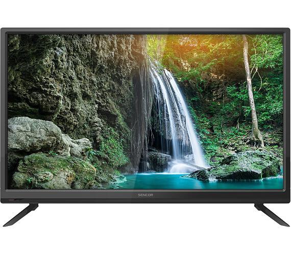 Sencor SLE 22F61TCS H.265 (HEVC) + DVB-T2 OVĚŘENO + DOPRAVA ZDARMA