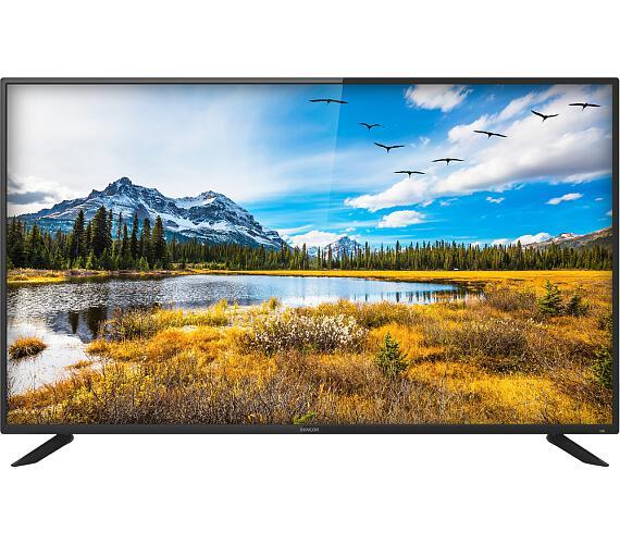 Sencor SLE 40F16TCS H.265 (HEVC) + DVB-T2 OVĚŘENO