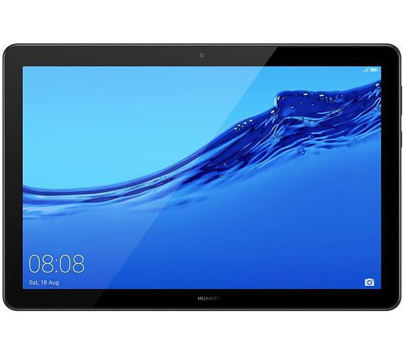 """HUAWEI MediaPad T5 10"""" 64GB LTE Black (TA-T510LBOM64)"""