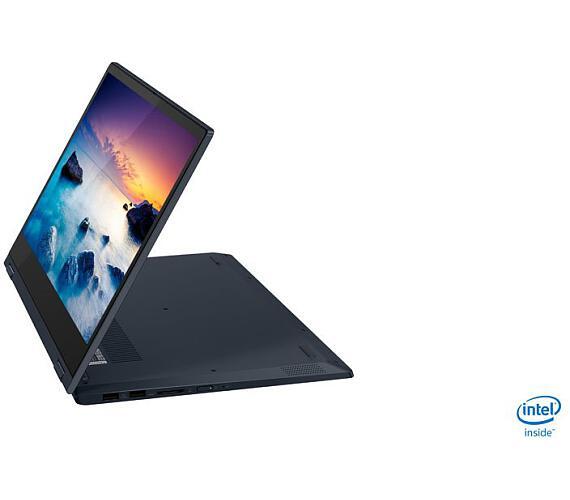 "Lenovo IdeaPad C340-14IWL i3-8145U 3,9GHz/4GB/SSD 128GB/14"" FHD/IPS/TOUCH/ActivePen/WIN10 S-Mode modrá 81N4007MCK"