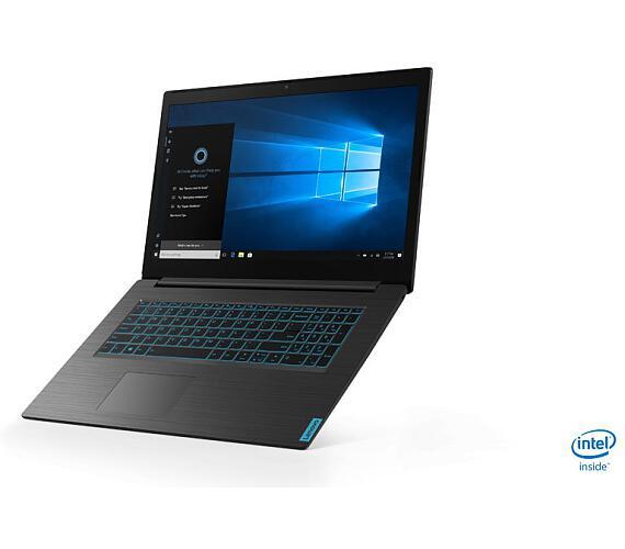 "Lenovo IdeaPad L340 GAMING i5-9300H 4,10GHz/16GB/SSD 1TB/17,3"" FHD/IPS/AG/GeForce GTX1650 4GB/WIN10 černá 81LL000QCK"