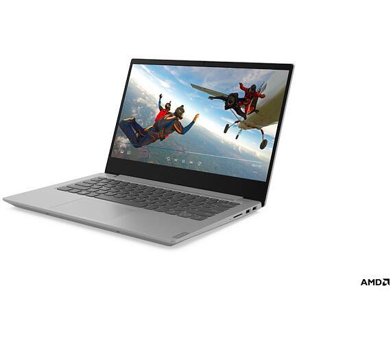 """Lenovo IdeaPad S340-14API AMD Ryzen 5 3500U 3,70GHz/8GB/SSD 512GB/14"""" FHD/IPS/AG/WIN10 šedá 81NB003WCK + DOPRAVA ZDARMA"""