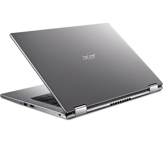 "Acer Spin 3 (SP314-53N-34RT) i3-8145U/4GB+N/256GB SSD+N/HD Graphics/14"" FHD IPS Touch/BT/W10 home/Silver (NX.HDBEC.002)"