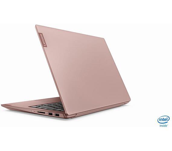 """Lenovo IdeaPad S340-14IWL i3-8145U 3,90GHz/8GB/SSD 128GB/14"""" FHD/IPS/AG/WIN10 S-mode růžová 81N7009FCK"""