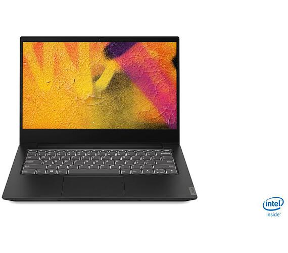 "Lenovo IdeaPad S340-14IWL i3-8145U 3,90GHz/8GB/SSD 128GB/14"" FHD/IPS/AG/WIN10 S-mode černá 81N7009GCK"
