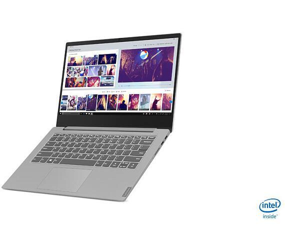 "Lenovo IdeaPad S340-14IWL i3-8145U 3,90GHz/4GB/SSD 128GB/14"" FHD/AG/WIN10 S-mode šedá 81N7009ECK"