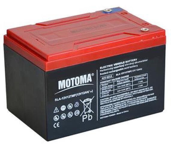 MOTOMA pro elektromotory (bezúdržbový akumulátor) + DOPRAVA ZDARMA