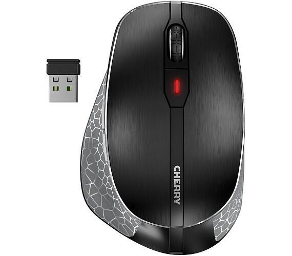 CHERRY myš MW 8 Ergo / bezdrátová / optická / 3200 dpi / USB (JW-8500)