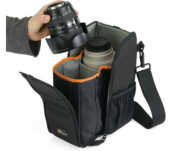 Lowepro S&F Lens Exchange Case 200 AW (E61PLW36260) + DOPRAVA ZDARMA