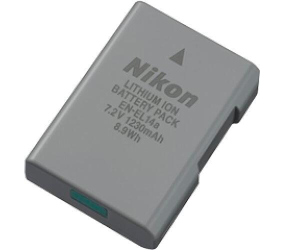 Nikon EN-EL14a DOBÍJECÍ BATERIE PRO D5300 (VFB11408)
