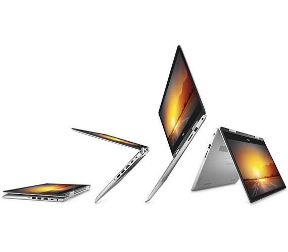 "DELL Inspiron 14 5482 Touch/i5-8265U/8GB/1TB+16GB Optrane/14""/FHD/CAM/Win 10 PRO 64bit stříbrný (5482-13176)"