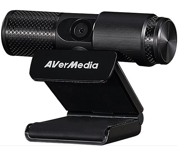 AVERMEDIA PW313/ Full HD Webkamera/ černá (40AAPW313ASF)