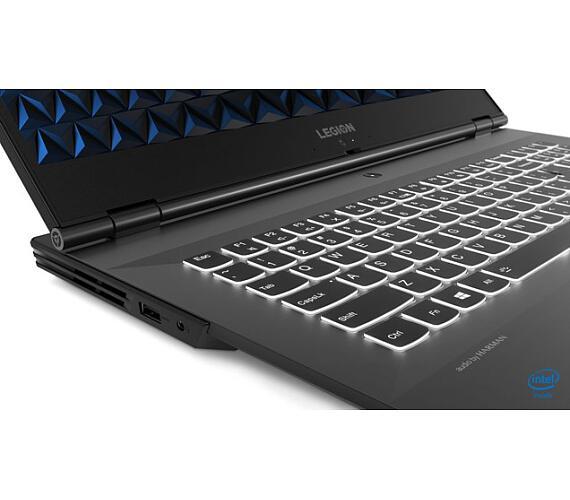 "Lenovo Legion Y540-17IRH i7-9750H 4,50GHz/16GB/SSD 1TB/17,3"" FHD/IPS/AG/144Hz/GeForce GTX1060Ti 6GB/WIN10 (81Q4001DCK)"