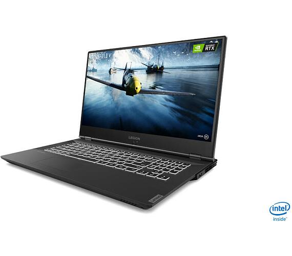 "Lenovo Legion Y540-17IRH-PG0 i5-9300H 4,10GHz/8GB/SSD 512GB/17,3"" FHD/IPS/60Hz/GeForce GTX1650 4GB/WIN10 (81T3000NCK)"