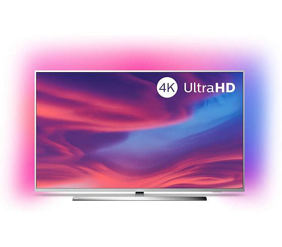 Philips 75PUS7354/12 + DVB-T2 OVĚŘENO + DOPRAVA ZDARMA
