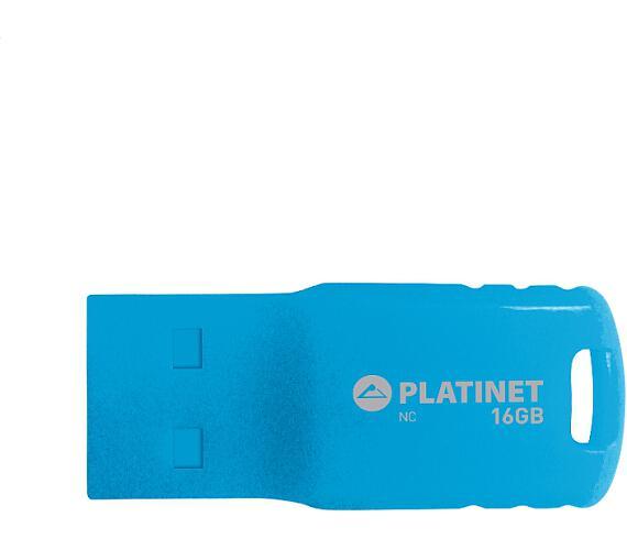 PLATINET PENDRIVE USB 2.0 F-Depo 16GB WATERPROOF BLUE (PMFF16BL)