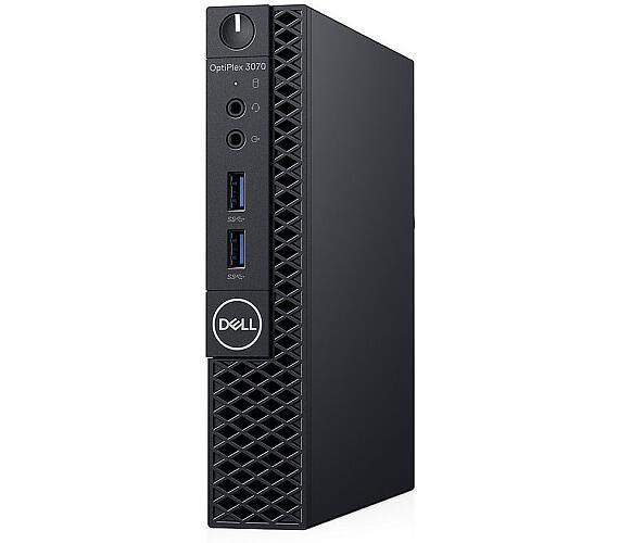 Dell OptiPlex 3070 Micro MFF/ i5-9500T/ 8GB/ 256GB SSD/ Wifi/ W10Pro/ Micro MFF PC/ 3Y Basic on-site (3070-5551)