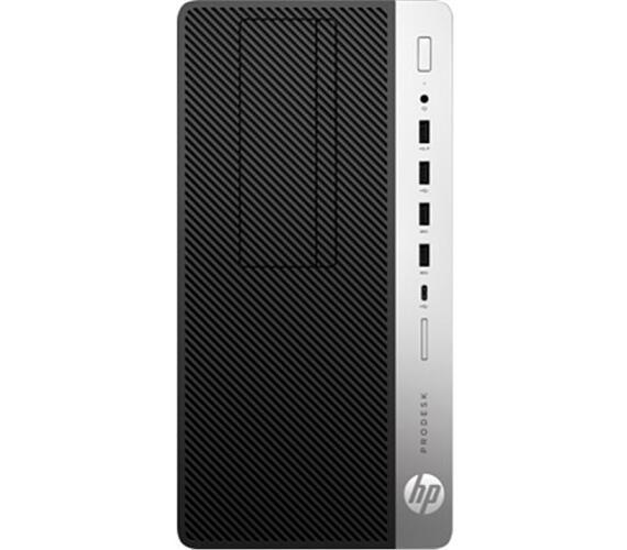HP ProDesk 600 G5 MT / Intel i5-9500 / 8GB / 256 GB SSD / Intel HD/ DVD / W10P (7RC34AW#BCM)