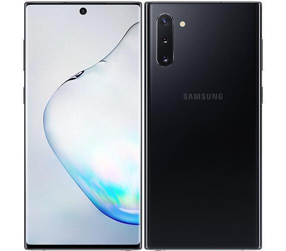 Samsung Galaxy Note 10 SM-N970 256GB Black (SM-N970FZKDXEZ)